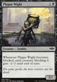 Plague Wight - Ravnica Allegiance