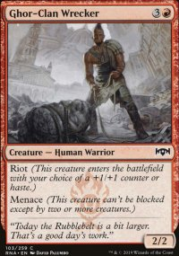 Ghor-Clan Wrecker -