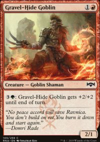 Gravel-Hide Goblin -