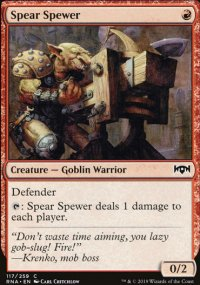 Spear Spewer -