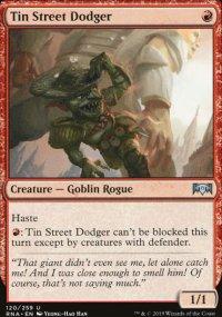 Tin Street Dodger - Ravnica Allegiance