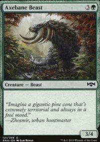 Axebane Beast - Ravnica Allegiance
