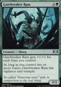Gatebreaker Ram - Ravnica Allegiance
