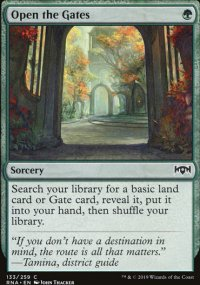 Open the Gates -