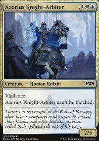 Azorius Knight-Arbiter - Ravnica Allegiance