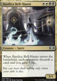 Basilica Bell-Haunt - Ravnica Allegiance