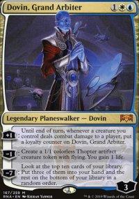 Dovin, Grand Arbiter - Ravnica Allegiance