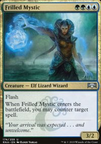 Frilled Mystic -