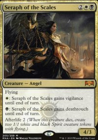 Seraph of the Scales - Ravnica Allegiance