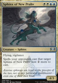 Sphinx of New Prahv -