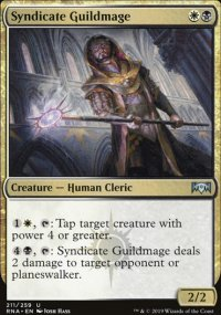 Syndicate Guildmage -