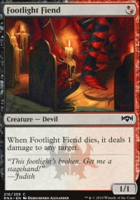Footlight Fiend -
