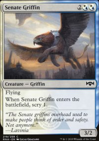 Senate Griffin - Ravnica Allegiance