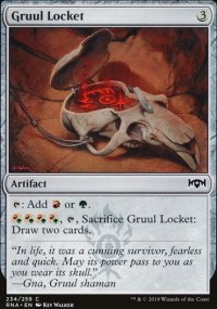 Gruul Locket -