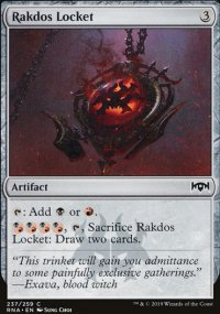 Rakdos Locket -