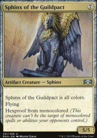 Sphinx of the Guildpact -