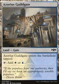 Azorius Guildgate 1 - Ravnica Allegiance