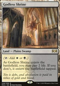 Godless Shrine -