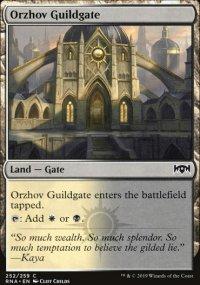 Orzhov Guildgate 1 - Ravnica Allegiance