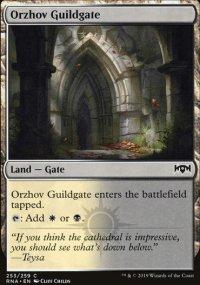 Orzhov Guildgate 2 - Ravnica Allegiance