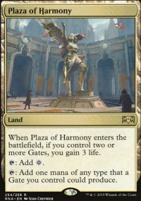 Plaza of Harmony -