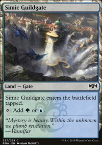 Simic Guildgate 1 - Ravnica Allegiance