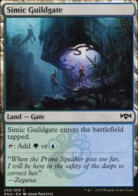 Simic Guildgate 2 - Ravnica Allegiance