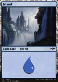 Island - Ravnica Allegiance