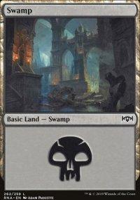 Swamp - Ravnica Allegiance