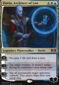 Dovin, Architect of Law - Ravnica Allegiance