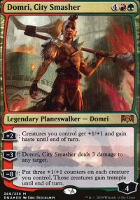 Domri, City Smasher -