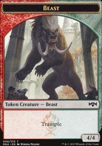 Beast - Ravnica Allegiance