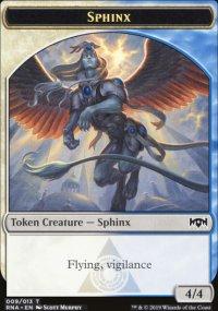 Sphinx - Ravnica Allegiance