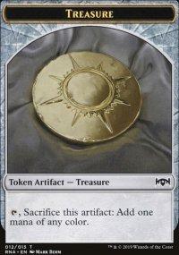 Treasure - Ravnica Allegiance