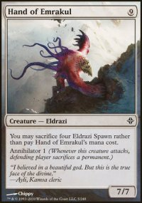 Hand of Emrakul - Rise of the Eldrazi