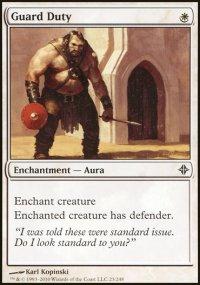 Guard Duty - Rise of the Eldrazi