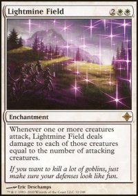 Lightmine Field - Rise of the Eldrazi
