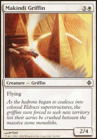 Makindi Griffin - Rise of the Eldrazi