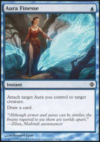 Aura Finesse - Rise of the Eldrazi