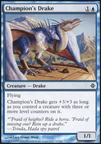Champion's Drake - Rise of the Eldrazi