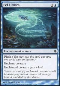Eel Umbra - Rise of the Eldrazi