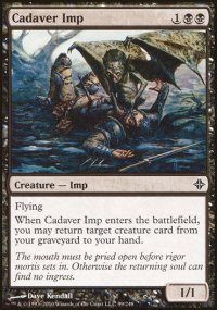 Cadaver Imp - Rise of the Eldrazi
