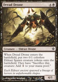 Dread Drone - Rise of the Eldrazi