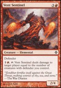 Vent Sentinel - Rise of the Eldrazi