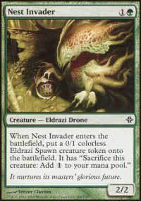 Nest Invader - Rise of the Eldrazi