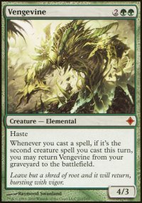 Vengevine - Rise of the Eldrazi