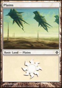 Plains 2 - Rise of the Eldrazi