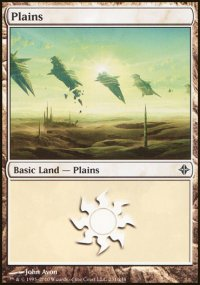 Plains 3 - Rise of the Eldrazi