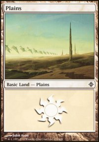 Plains 4 - Rise of the Eldrazi