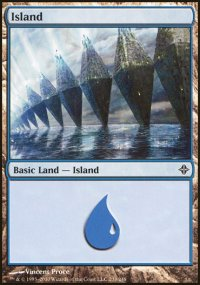 Island 1 - Rise of the Eldrazi